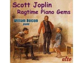 WILLIAM BOLCOM - Scott Joplin: Ragtime Piano Gems (CD)
