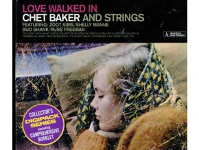 CHET BAKER - Loved Walked In (Chet Baker And Strings) (Digi) (CD)