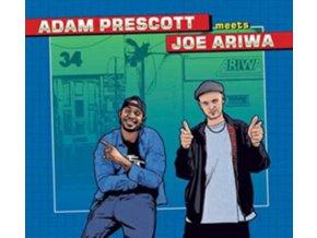 ADAM PRESCOTT MEETS JOE ARIWA - Adam Prescott Meets Joe Ariwa (CD)