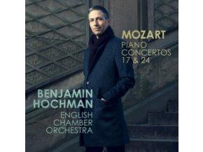 BENJAMIN HOCHMAN / ENGLISH CHAMBER ORCHESTRA - Mozart Piano Concertos Nos. 17 & 24 (CD)