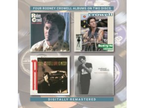 RODNEY CROWELL - Street Language / Keys To The Highway / Life Is Messy / The Outsid (CD)