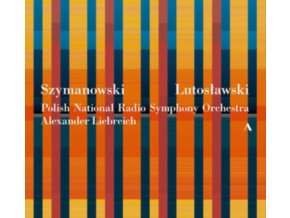 POLISH NRSO / LIEBREICH - Karol Szymanowski: Three Fragments From Poems / Symphony No. 2 / Overture. Op. 12 / Witold Lutoslawski: Concerto For Orchestra... (CD)