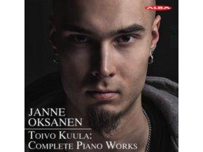JANNE OKSANEN - Toivo Kuula: Complete Piano Works (CD)