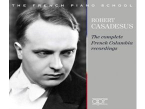 CASADESUS - The Complete French Columbia Recordings (1928 - 1939) (CD)