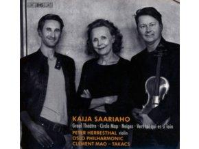 HERRESTHAL / OSLO / MAO - TAKACS - Kaija Saariaho: Graal Theatre / Circle Map / Neiges / Vers Toi Qui Es Si Loin (SACD)