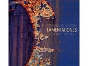 NEW YORK POLYPHONY - Francisco De Penalosa: Lamtentationes (SACD)