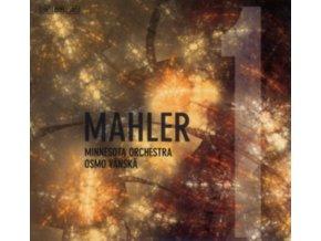MINNESOTA ORCHESTRA / VANSKA - Gustav Mahler: Symphony No. 1 (SACD)