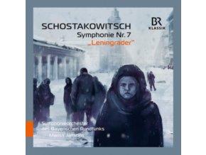 BAVARIAN SYMPHONY ORCHESTRA - Dmitri Shostakovich: Symphony No. 7 (CD)
