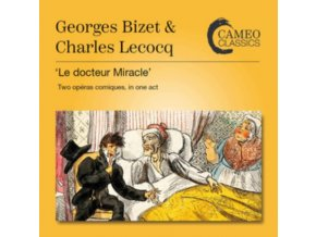 RPO - Georges Bizet And Charles Lococq: Le Docteur Miracle (Two Opera Comiques. In One Act) (CD)