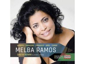 MELBA RAMOS - Melba Ramos: Tres Poemas. Op. 81 / Siete Canciones Amatorias (CD)