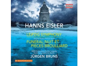 MDR SINFONIEORCHESTER - Hanns Eisler: Leipzig Symphony / Funeral Pieces Of Motion Picture Scores / Night And Fog (CD)