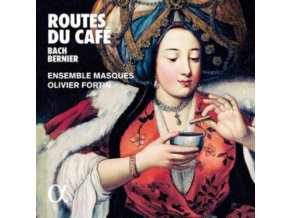 ENSEMBLE MASQUES / OLIVIER FORTIN - Routes Du Cafe (CD)