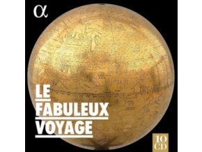 VARIOUS ARTISTS - Le Fabuleux Voyage (CD Box Set)