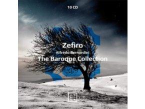 ALFREDO BERNARDINI / PAOLO GRAZZI - Zefiro - The Baroque Collection (CD Box Set)
