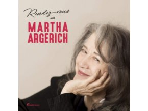 MARTHA ARGERICH & VARIOUS ARTISTS - Rendez-Vous With Martha Argerich (CD)