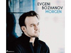 EVGENI BOZHANOV - Johannes Brahms / Franz Schubert / Richard Strauss (CD)