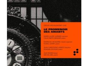 VARIOUS ARTISTS - Le Promenoir Des Amants (CD)