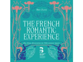 VARIOUS ARTISTS - The French Romantic Experience (CD Box Set)