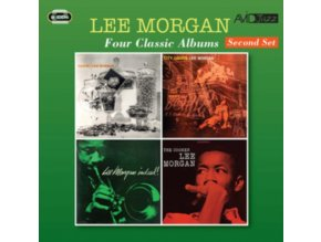 LEE MORGAN - Four Classic Albums (CD)