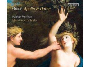 HANNAH MORRISON / MAIN-BAROCKORCHESTER - Carl Heinrich Graun - Apollo & Dafne (CD)