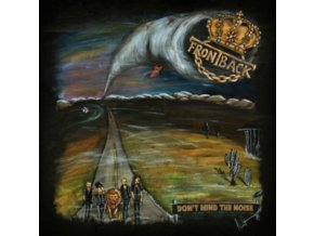 FRONTBACK - Dont Mind The Noise (CD)