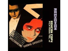 RASHOMON - Ashcan Copy - Film Music Vol. III (CD)