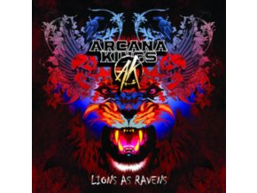 ARCANA KINGS - Lions As Ravens (CD)