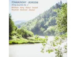 ARTISTS OF SPANNUNGEN FESTIVAL 2018 - Borodin & Tchaikovsky: String Quartets No.2 (CD)