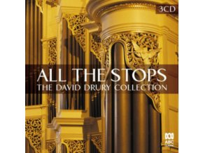 DAVID DRURY - All The Stops: The David Drury Collection (CD)