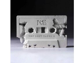 NAS - The Lost Tapes II (CD)