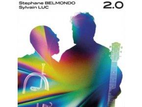 STEPHANE BELMONDO & SYLVAIN LUC - 2 (CD)