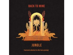 VARIOUS ARTISTS - Back To Mine - Jungle (CD)