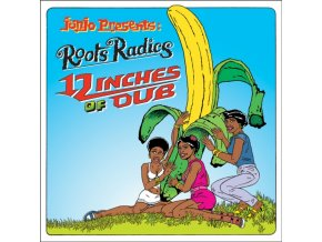 ROOTS RADICS - Junjo Presents: Roots Radics - 12 Inches Of Dub (CD)