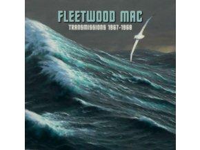 FLEETWOOD MAC - Transmissions 1967-1968 (CD)