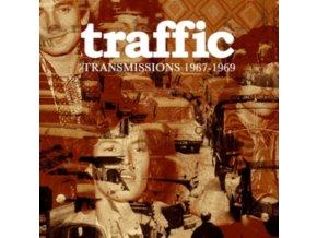 TRAFFIC - Transmissions 1967-1969 (CD)