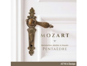 PENTAEDRE - Mozart: Quintets Dedicated To Haydn (CD)