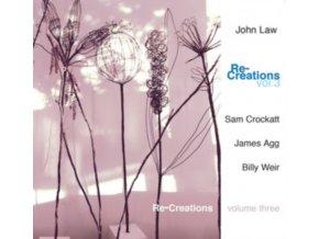 JOHN LAW - Re-Creations Vol.3 (CD)
