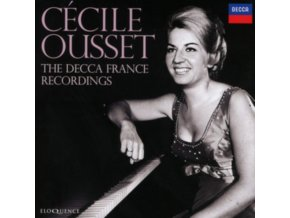 CECILE OUSSET - The Decca France Recordings (CD)