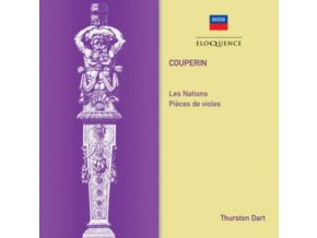 NEVILLE MARRINER / DESMOND DUPRE / DENNIS NESBITT / T. DART - Couperin: Les Nations / Pieces De Violes (CD)