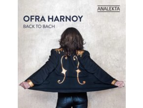 OFRA HARNOY - J.S. Bach: Back To Bach (CD)