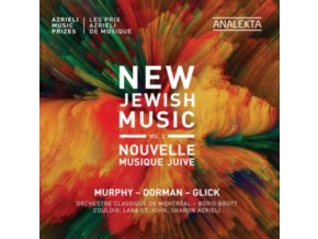 ORCHESTRE CLASSIQUE DE MONTREAL - New Jewish Music Vol. 2 (CD)