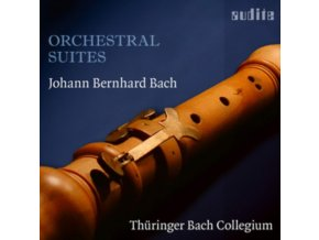 THURINGER BACH COLLEGIUM - J.S. Bach: The Complete Orchestral Suites (CD)