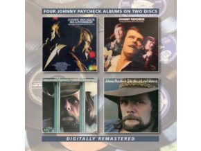 JOHNNY PAYCHECK - Mr. Lovemaker / Loving You Beats All Ive Ever Seen / 11 Months And 29 Days / Take This Job And Shove It (CD)