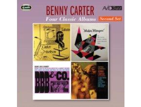 BENNY CARTER - Four Classic Albums (CD)