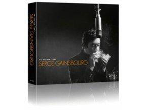 VARIOUS ARTISTS - En Studio Avec Serge Gainsbourg (CD)