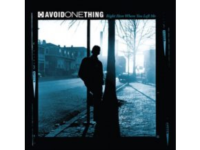 AVOID ONE THING - Right Here Where You Left Me (CD)