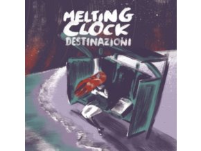 MELTING CLOCK - Destinazioni (CD)