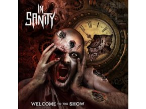 IN SANITY - Welcome To The Show (CD)