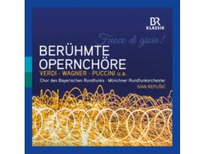 BAVARIAN RADIO CHOIR / REPUSIC - Fuoco Di Gioia! - Famous Opera Choruses (CD)