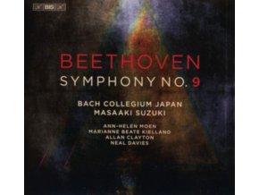BCJ / SUZUKI - L.V. Beethoven: Symphony No. 9 (SACD)